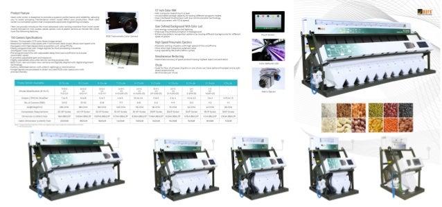 Grain Color Sorter By  Promech Industries Private Limited(mark Color Sorter) Slide 2