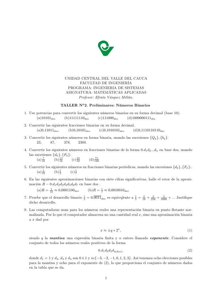 UNIDAD CENTRAL DEL VALLE DEL CAUCA                                 FACULTAD DE INGENIERÍA                            PROGR...