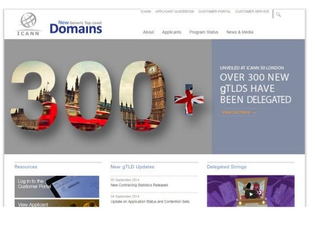 New gTLDs  Die Revolution im Domainmarkt?