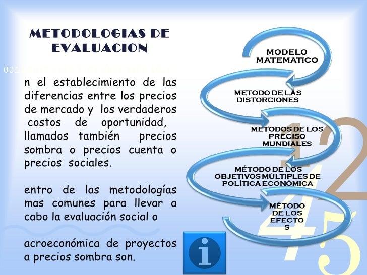 METODOLOGIAS DE       EVALUACION0011 0010 1010 1101 0001 0100 1011    n el establecimiento de las    diferencias entre los...