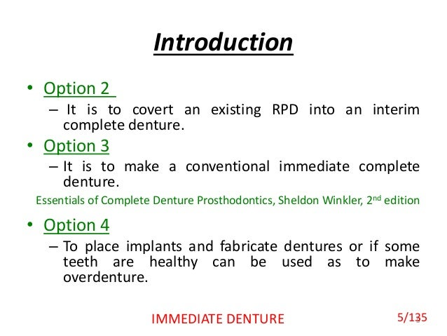 Immediate denture 5 638gcb1462432997 4immediate denture essentials of complete denture prosthodontics sheldon winkler 2nd edition 1135 5 fandeluxe