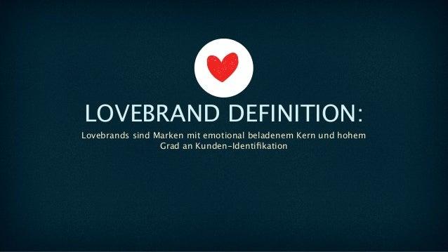 Deine Definition