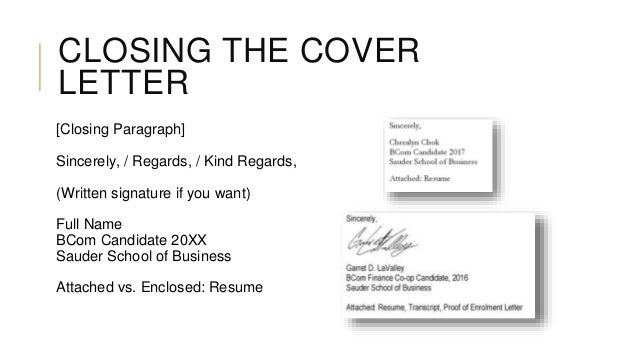 Cover Letter Last Paragraph - Gse.Bookbinder.Co