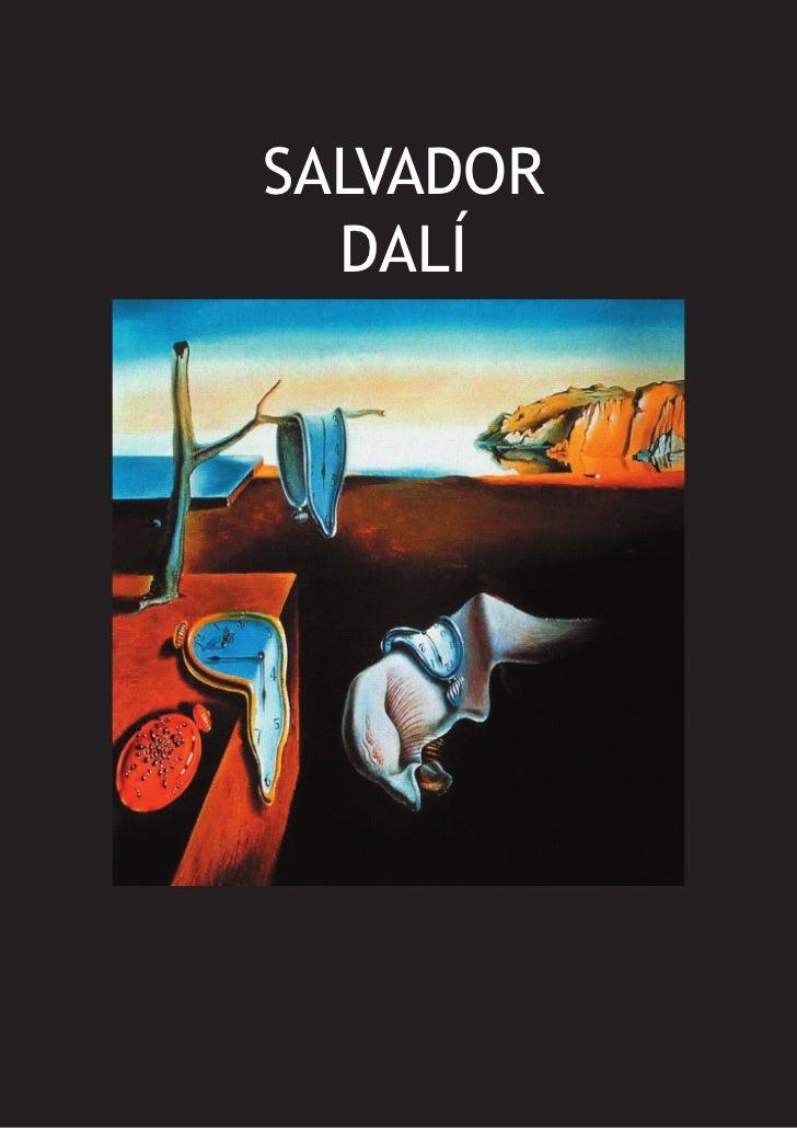 SALVADOR  DALÍ           1