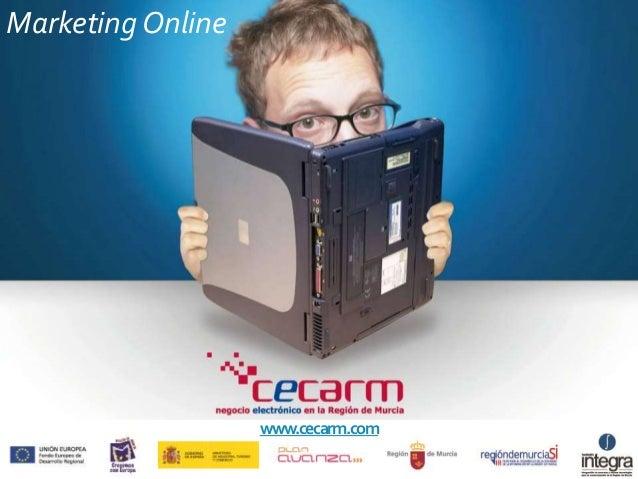 Marketing Online www.cecarm.com