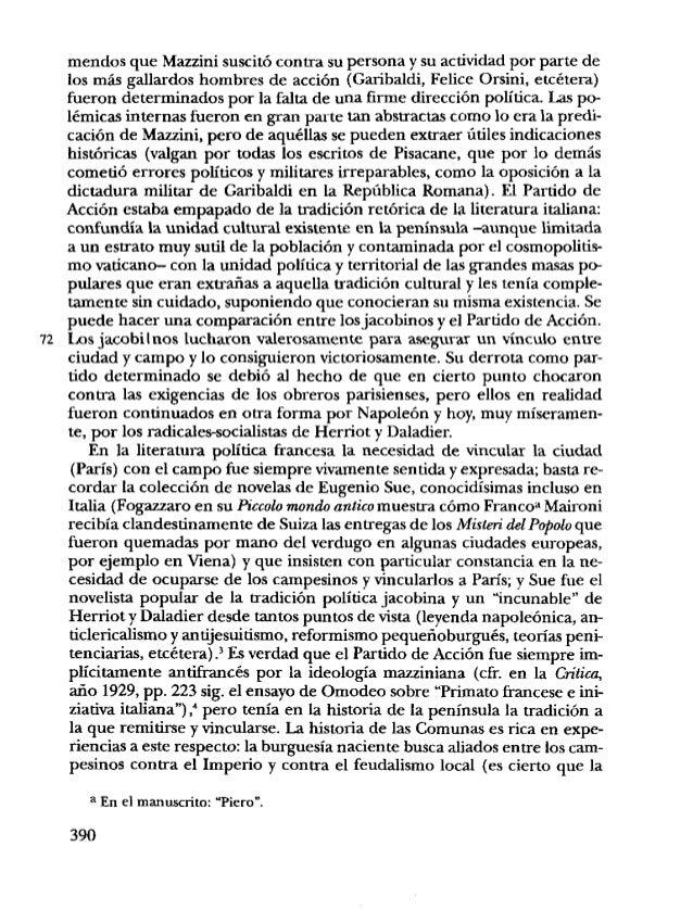 Cuadernos de la carcel de Antonio Gramsci T5