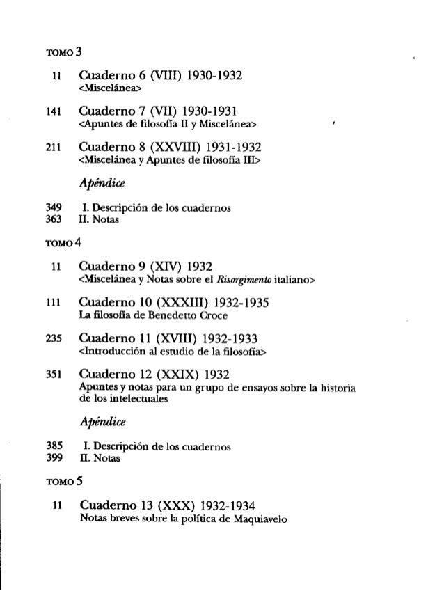 TOMO 3 ii Cuaderno 6 (VIII) 1930-1932 <Miscelánea> 141 Cuaderno 7 (VII) 1930-1931 <Apuntes de filosofia 11y Miscelánea> 21...