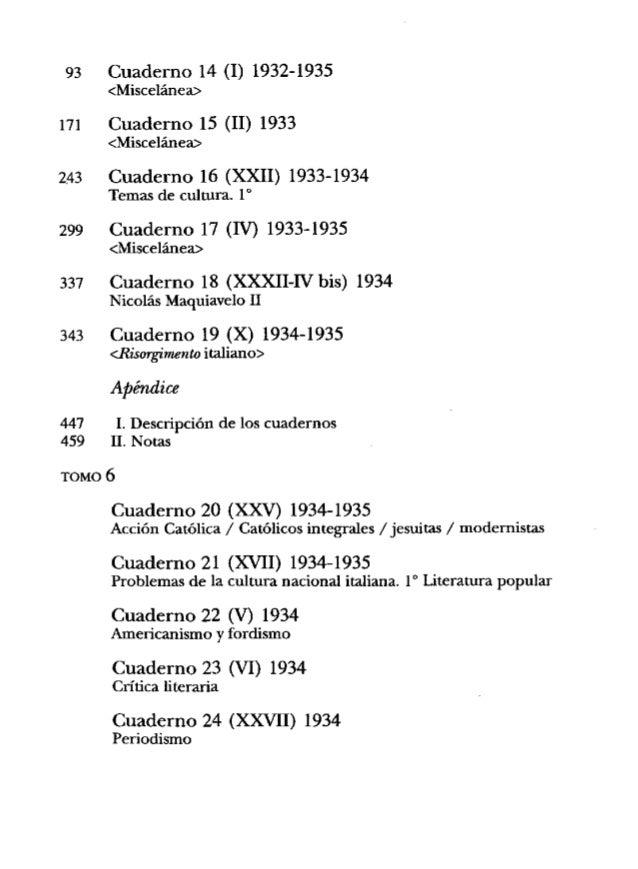 93 Cuaderno 14 (1) 1932-1935 <Miscelánea> 171 Cuaderno 15 (11) 1933 <Miscelánea> 243 Cuaderno 16 (XXII) 1933-1934 Temas de...