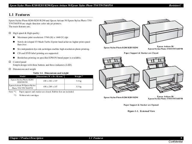 Epson P50 Service Manual Pdf