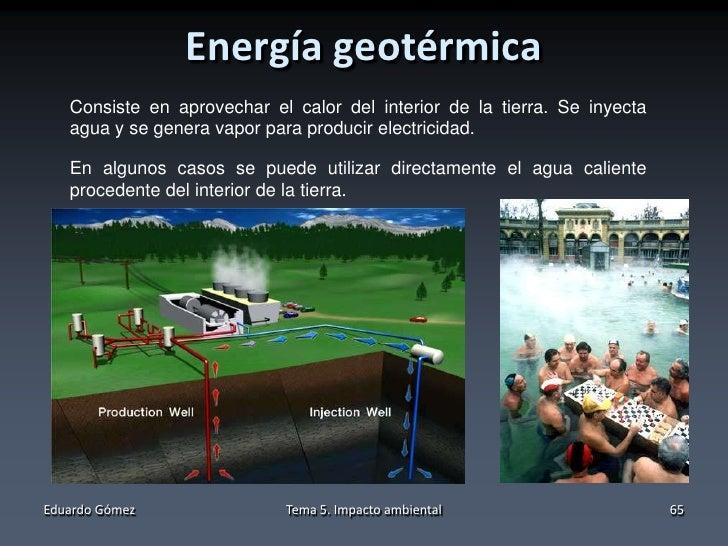 T5 impacto ambiental el planeta herido - En que consiste la energia geotermica ...