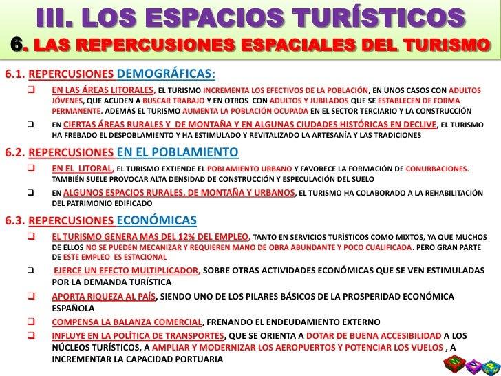 III. LOS ESPACIOS TURÍSTICOS2. EVOLUCIÓN DEL TURISMO Y DE SUS FACTORES<br /><ul><li>2.1 EL MODELO TURÍSTICO TRADICIONAL (D...
