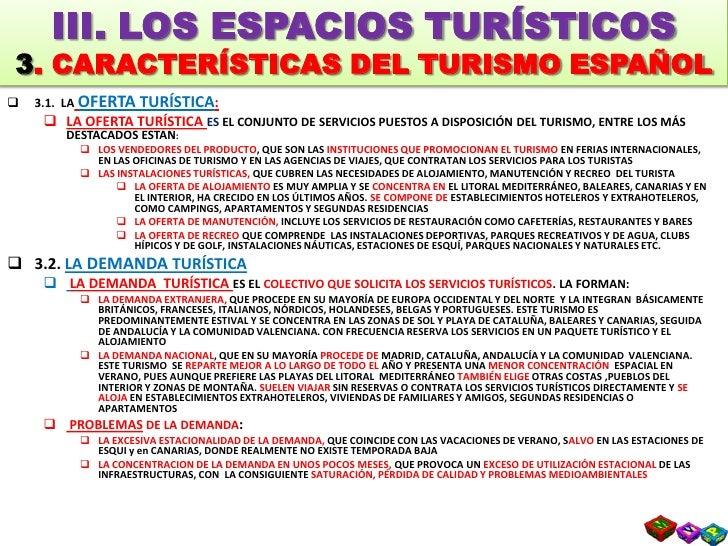 Turismo EMISOR: formado por los nacionales que viajan al extranjero