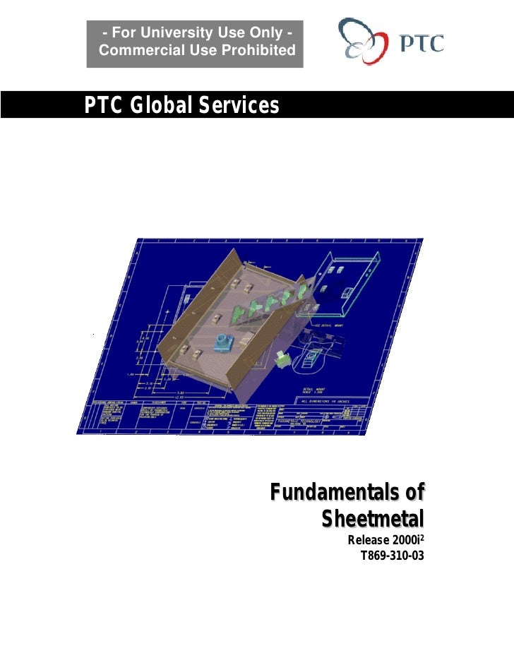 - For University Use Only -  Commercial Use Prohibited   PTC Global Services                             Fundamentals of  ...