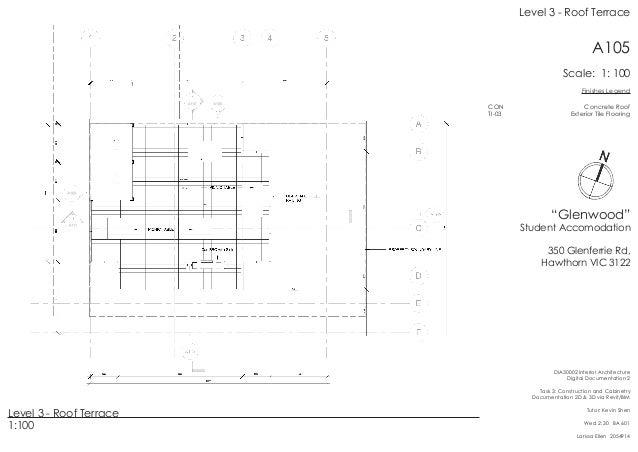 Interior Architecture (Digital Documentation - Revit