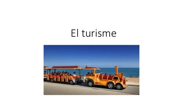 El turisme
