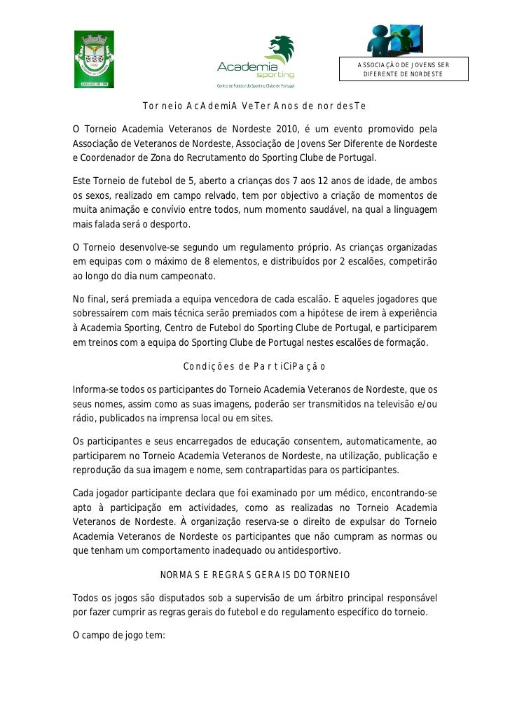 ASSOCIAÇÃO DE JOVENS SER                                                                    DIFERENTE DE NORDESTE         ...