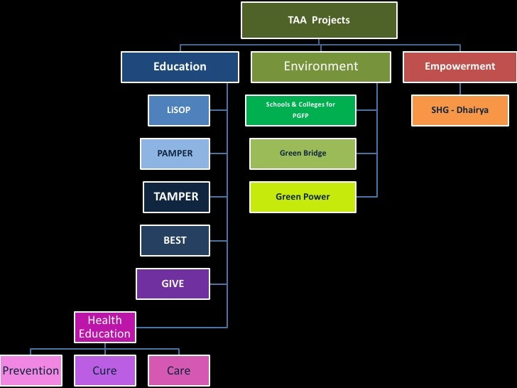 TAA Projects                         Education        Environment         Empowerment                                     ...