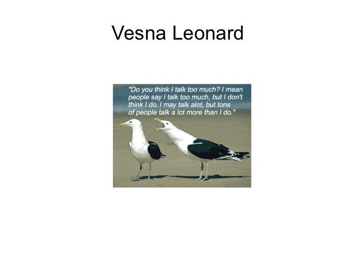 Vesna Leonard