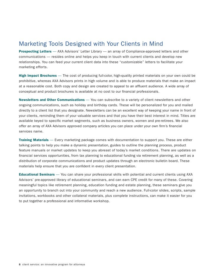 new financial advisors business plan