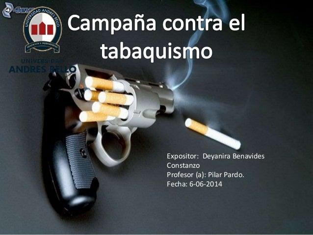 Expositor: Deyanira Benavides Constanzo Profesor (a): Pilar Pardo. Fecha: 6-06-2014