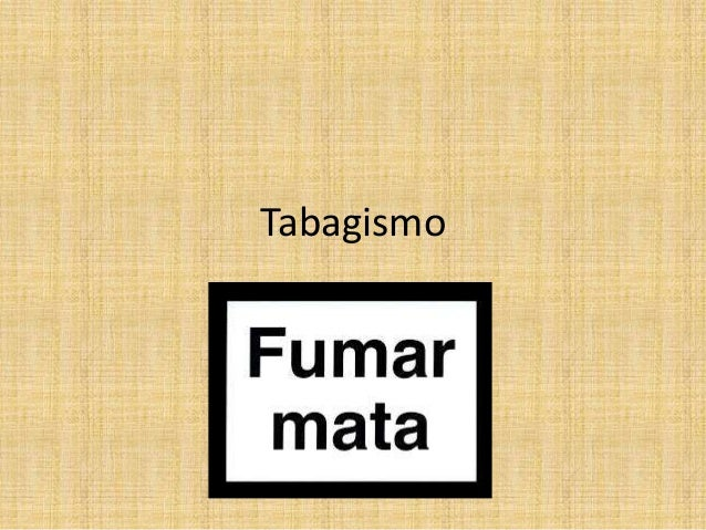 Tabagismo