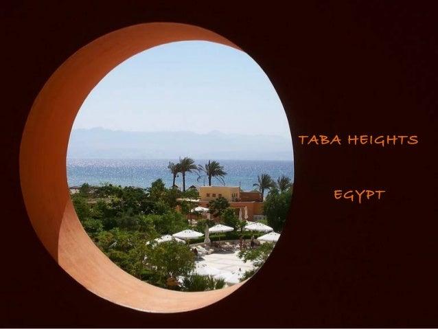 TABA HEIGHTS EGYPT