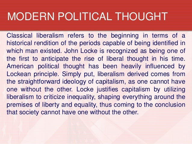 aristotle and locke on capitalism Aristotle's conception of justice i the term just, as used by aristotle,' has two separate mdanings:2 in its first meaning it is principally used to de- scribe a conduct in agreement with the law' a conduct.