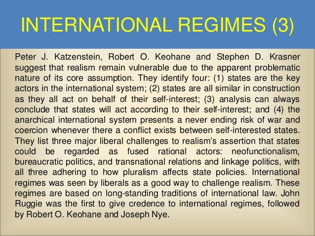 stephen krasner international regimes pdf