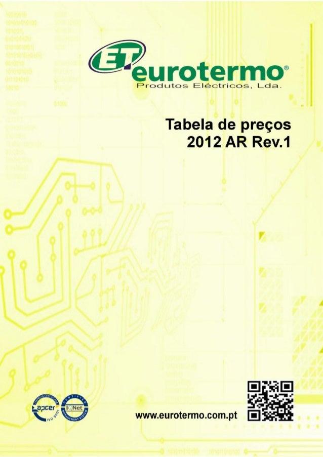 Código Descrição Cor EAN 13 Refª Emb. Preço (€)05013PA01 Para tubo VD 12 Br 5601847050132 501 100 0,045005014PA01 Para tub...