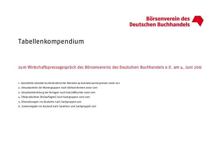 TTabellenkomp           pendium                 mzzum Wirtsch          haftspressegespräch d Börsenv                      ...