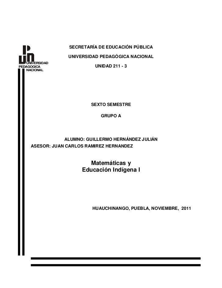 UNIDAD 1: LAS MATEMÁTICAS EN LA ESCUELA      Tema: 1 Elementos que inciden en el aprendizaje de las matemáticas.DIAGNOSTIC...