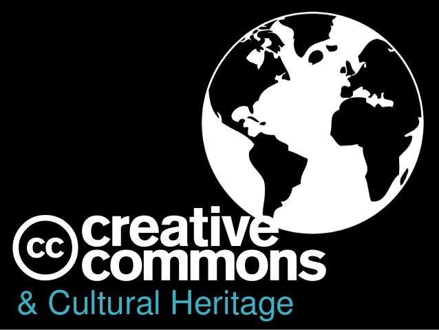 & Cultural Heritage