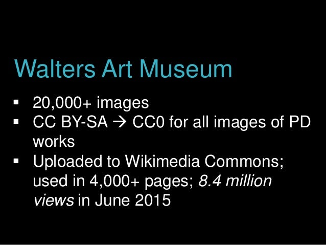  Digital library for all of Europe  16.5+ million objects in public domain, CC0, or under various CC licenses  30 milli...