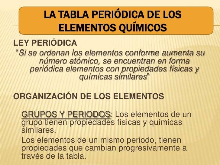 Tabla peridica 6 la tabla peridica de los elementos qumicosbr urtaz Image collections