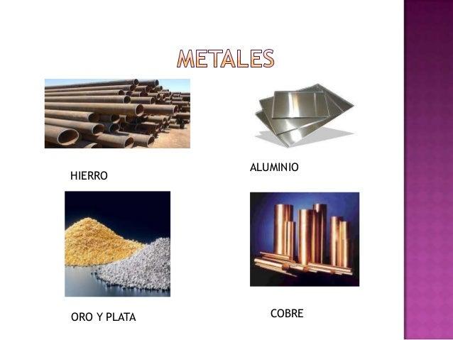 Tabla peri dica - Hierro y aluminio ...