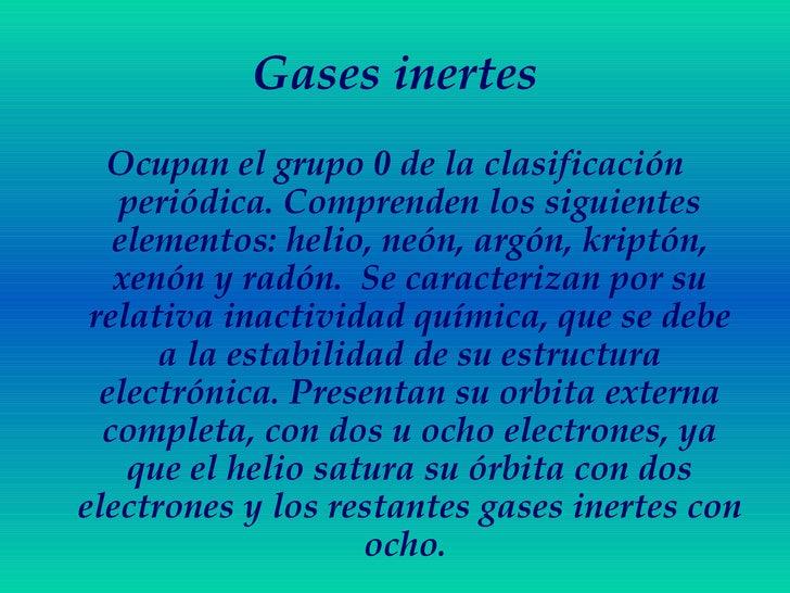 Tabla peridica moderna gases inertes urtaz Image collections