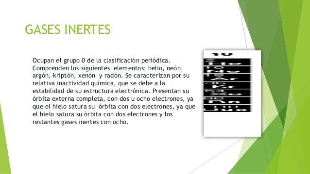 Tabla periodica y elementos gases inertes urtaz Image collections