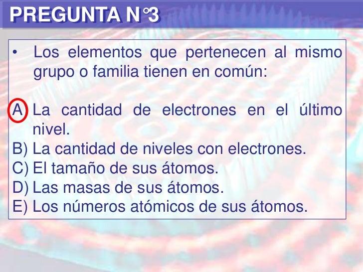 60 - Tabla Periodica Elementos De Un Mismo Grupo