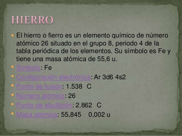 Tabla periodica fierro images periodic table and sample with full tabla periodica de los elementos fierro choice image periodic tabla periodica fierro image collections periodic table urtaz