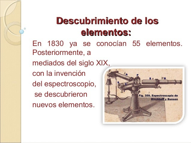 Tabla periodica descubrimiento de los elementos urtaz Image collections