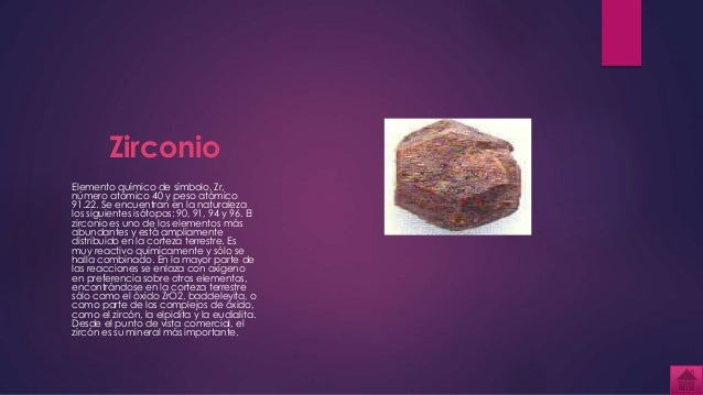 Tabla periodica zirconio urtaz Choice Image