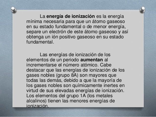 Tabla periodica energa de ionizacin urtaz Image collections