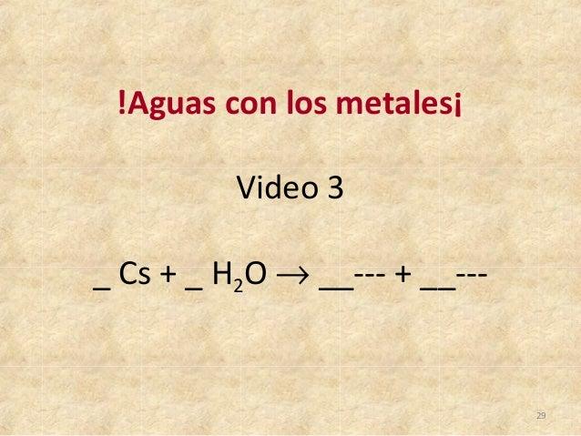 29 - Tabla Periodica Video