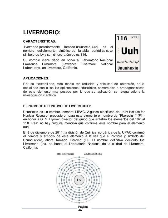 Tabla periodica 46 urtaz Image collections