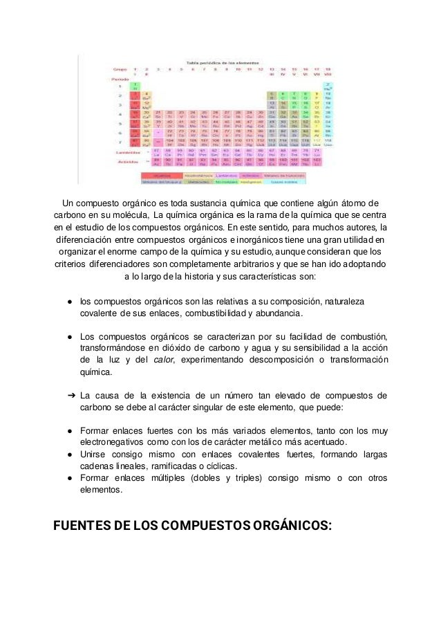 Tabla periodica marco teorico 5 urtaz Choice Image