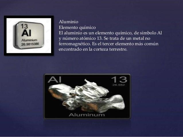 Tabla periodica aluminio elemento qumico urtaz Image collections