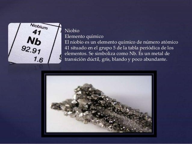 Tabla periodica su smbolo es zr 42 niobio elemento qumico urtaz Image collections