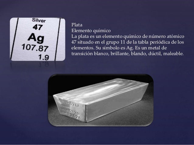 Tabla periodica plata elemento qumico urtaz Choice Image