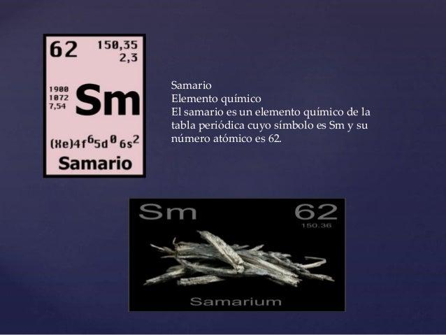 Tabla periodica 83 samario elemento qumico el samario es un elemento qumico de la tabla peridica urtaz Image collections