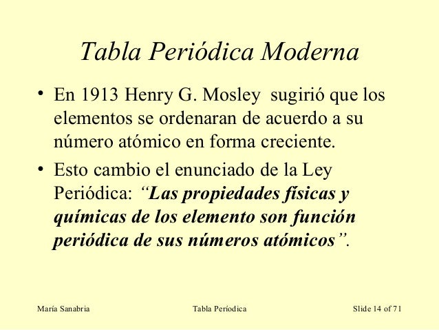 Tabla periodica 2016 tabla peridica moderna urtaz Image collections
